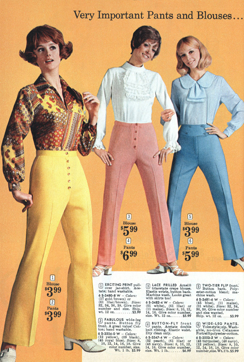 Really Awful Vintage Fashion - Girly Design Blog