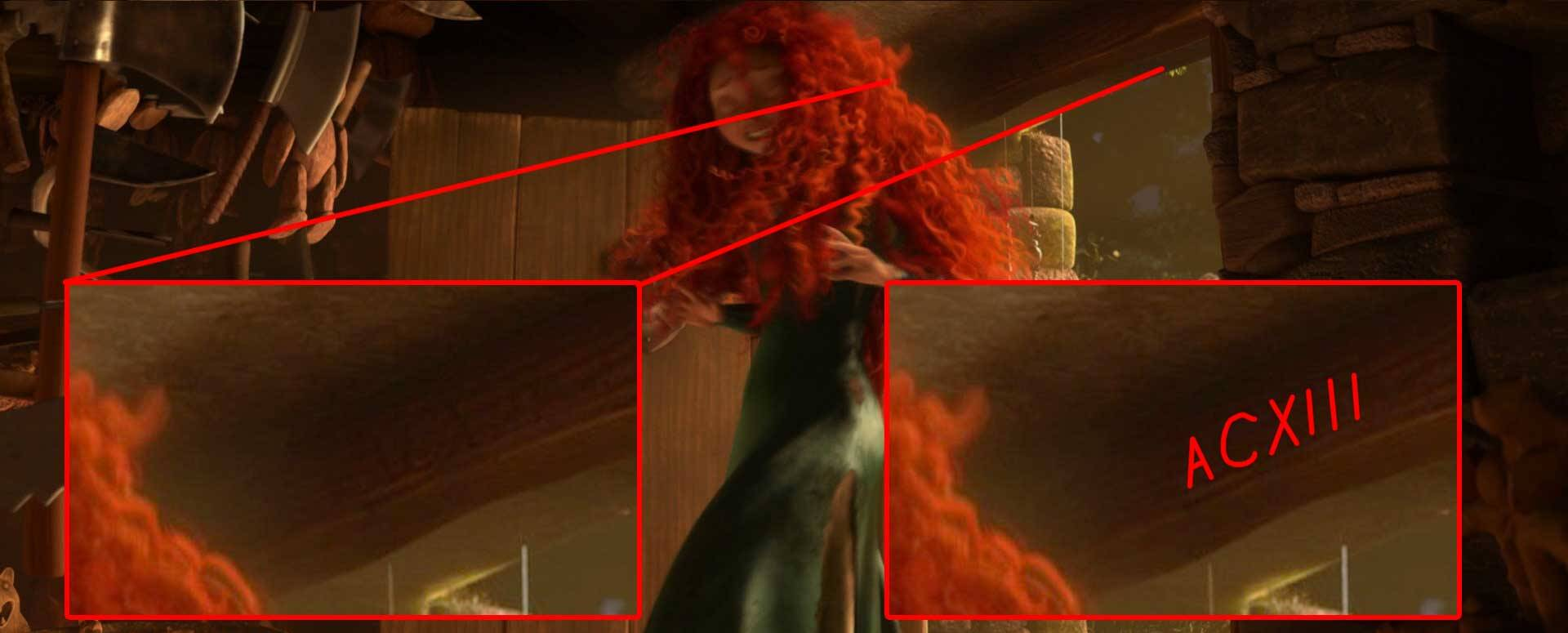 The Secret Code Hidden in Disney & Pixar Films - Digital Art Mix