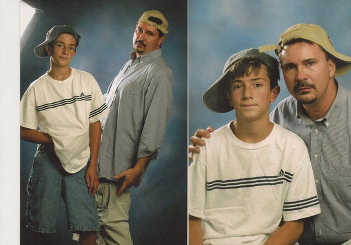 Really Awkward Family Portraits - Joyenergizer