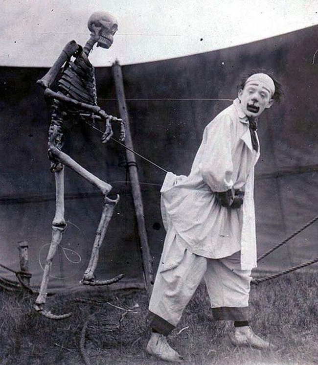 Creepy Clowns That Will Give You Nightmares - Joyenergizer