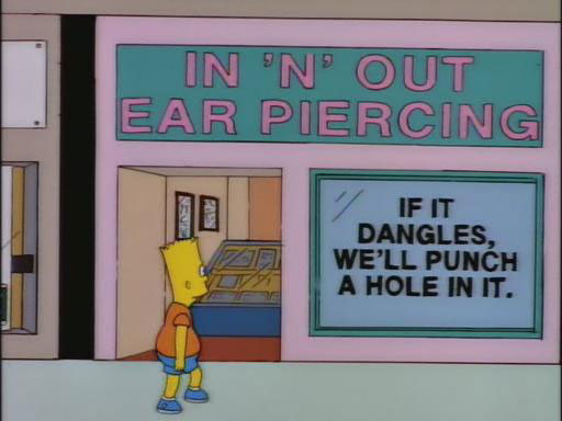 45 of the Funniest Signs from The Simpsons - Girly Design Blog