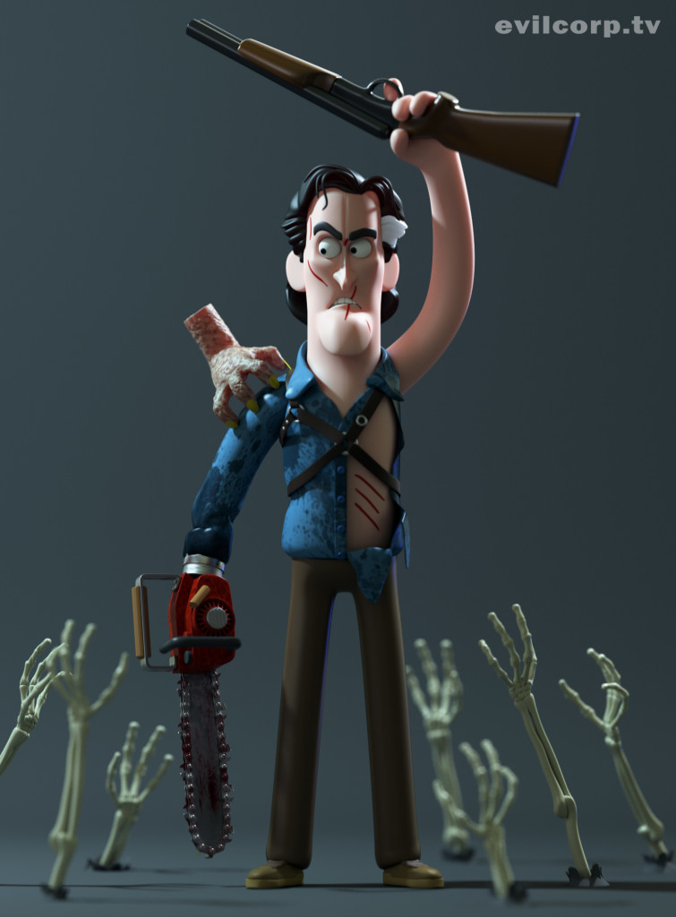 Awesome Cult TV & Movie Action Figures - Design Mash