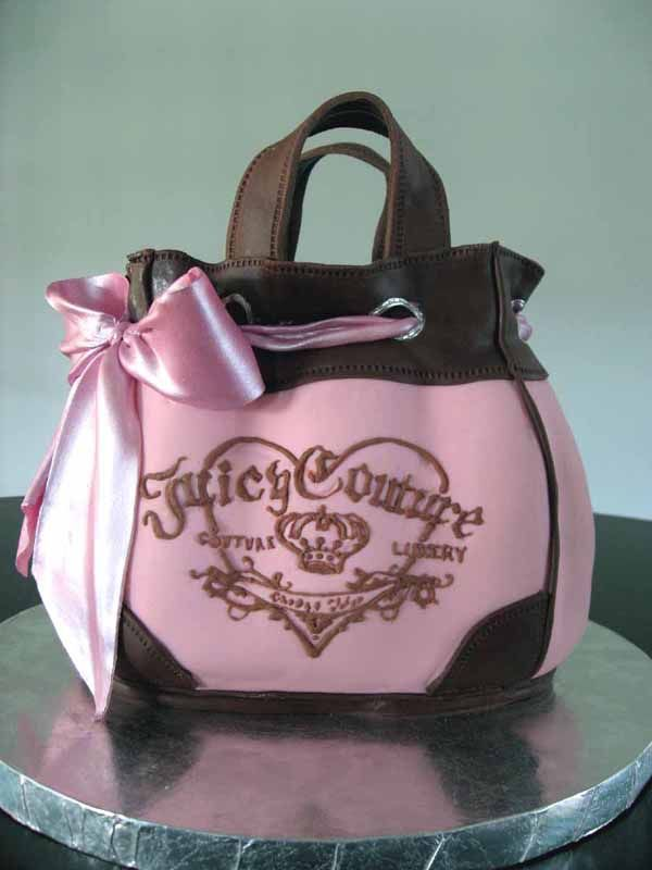 30 Stunningly Delicious Handbag Cake Designs Girly ...