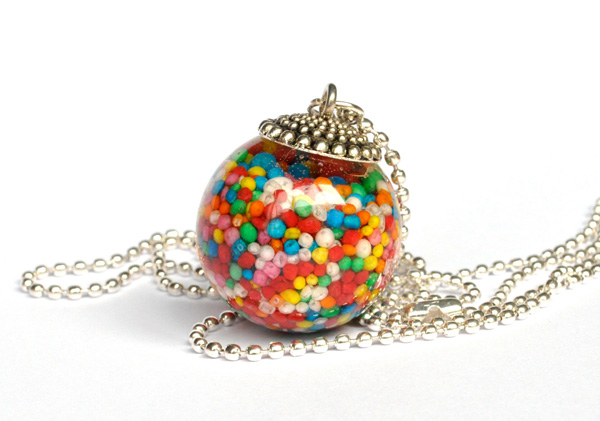Here s a small collection of candy inspired jewelry that looks sweet