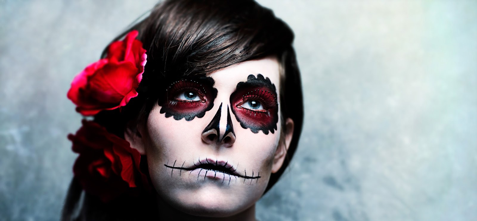 Awesome Halloween and Horror Makeup Girly Design Blog - Amazing Halloween Makeup