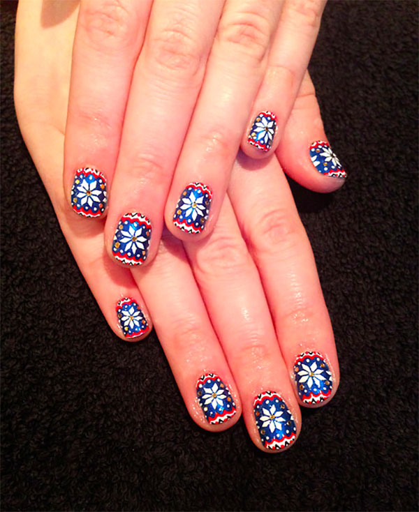 Girly Nail Art Designs: More Cute And Creative Nail Art Designs