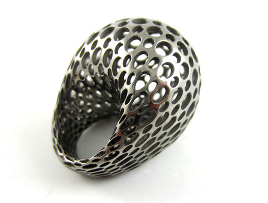 Amazing 3d printed jewellery girly design blog for 3d wax printer for jewelry
