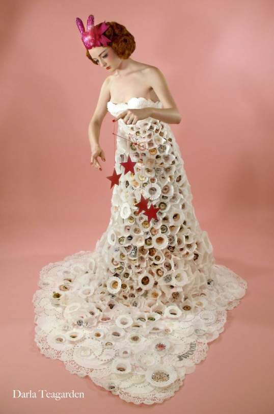 Unusual and Creative Dress Designs - Girly Design Blog
