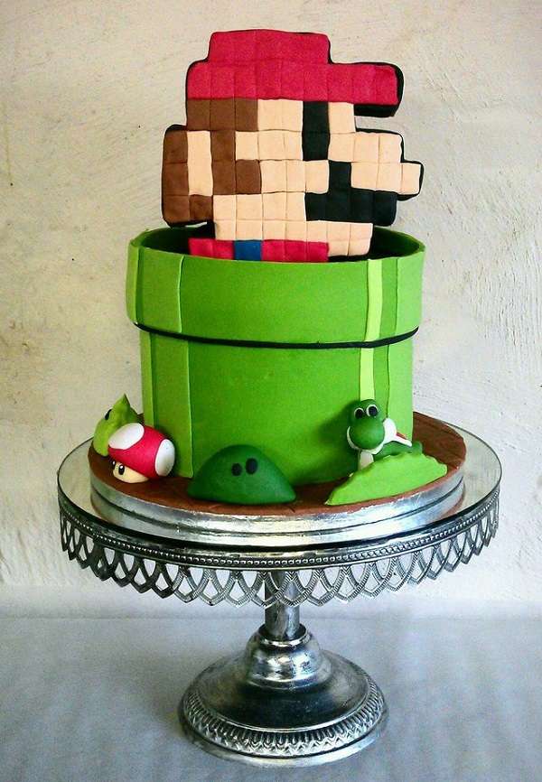 Amazing Cake Designs That Are Too Good To Eat - Girly Design Blog