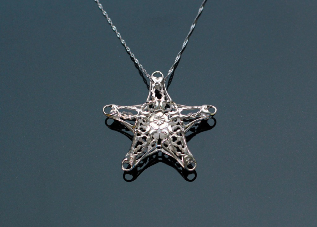 star-3D-printed-jewelry-girlydesignblog