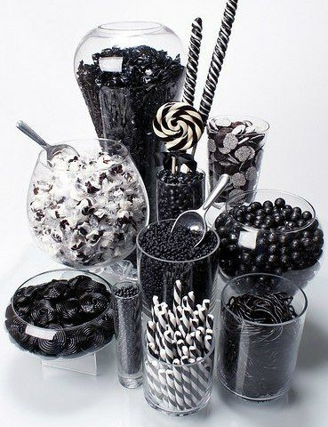 30 Everyday Items in the Colour Black - Girly Design Blog